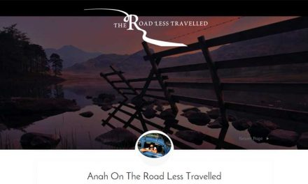 Anah (The Road Less Travelled)