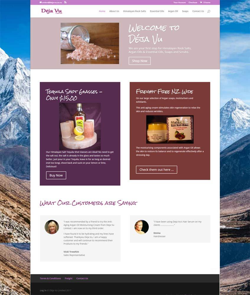 Deja Vu – Himalayan Rock Salt