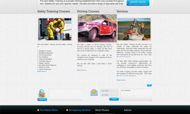 Fire & Safety Training Ltd