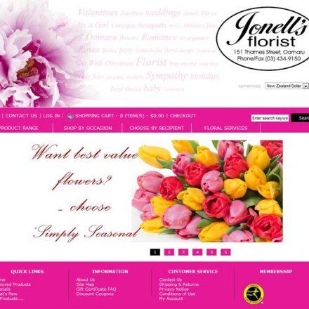 Jonells Florist