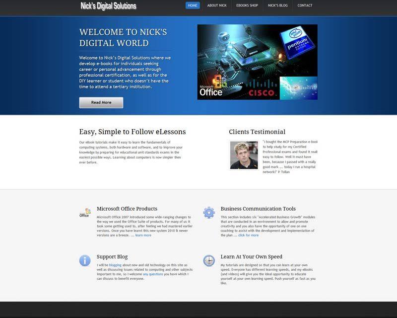 Nick's Digital Solutions