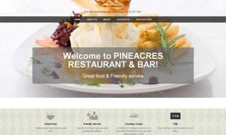 Pineacres Restaurant & Bar