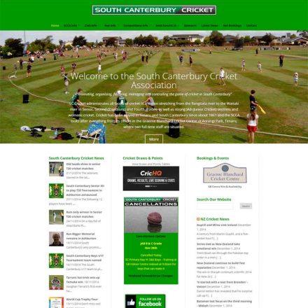 South Canterbury Cricket