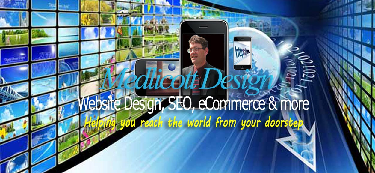 Website Design, Search Engine Optimisation, eCommerce Shopping Carts, Content Management, Social Media and Online Consultant