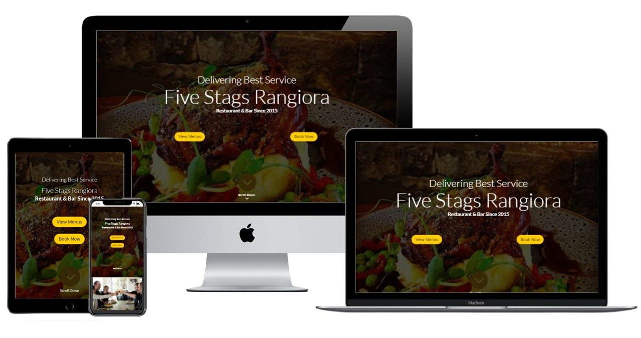 Five Stags Rangiora