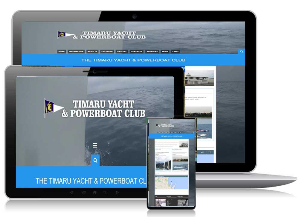 Timaru Yacht & Power Boat Club