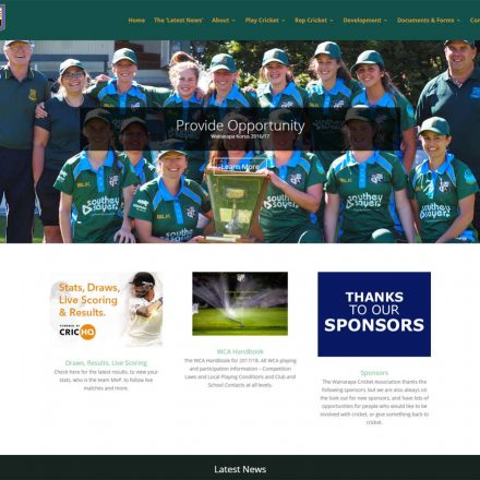 Wairarapa Cricket Assn