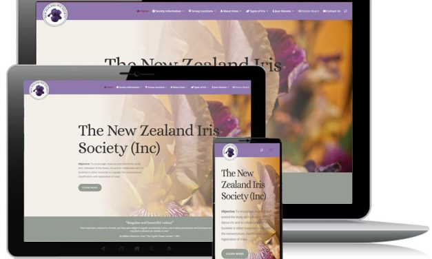 The New Zealand Iris Society