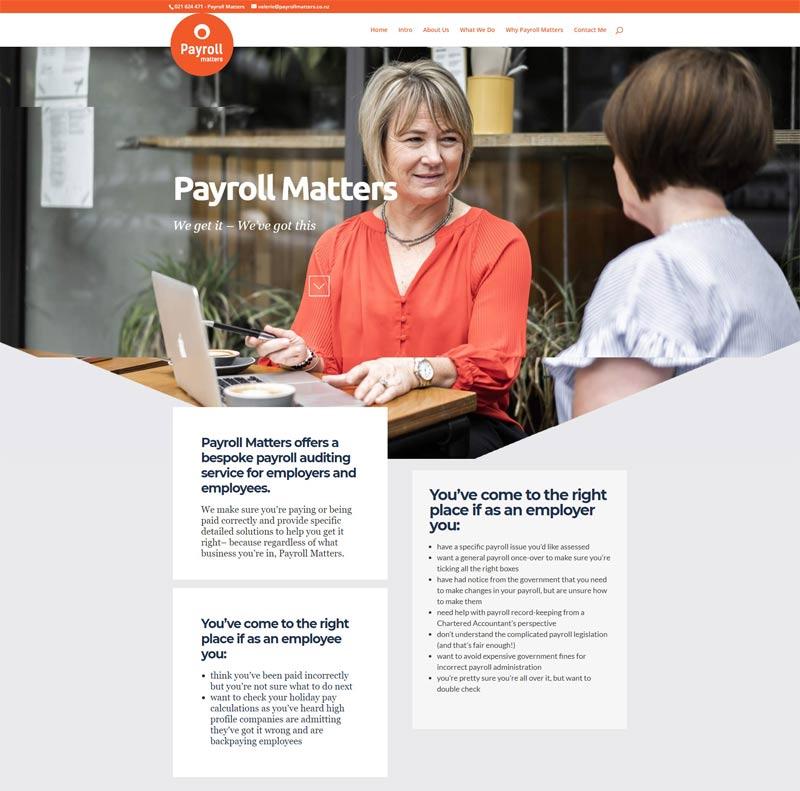 Payroll Matters